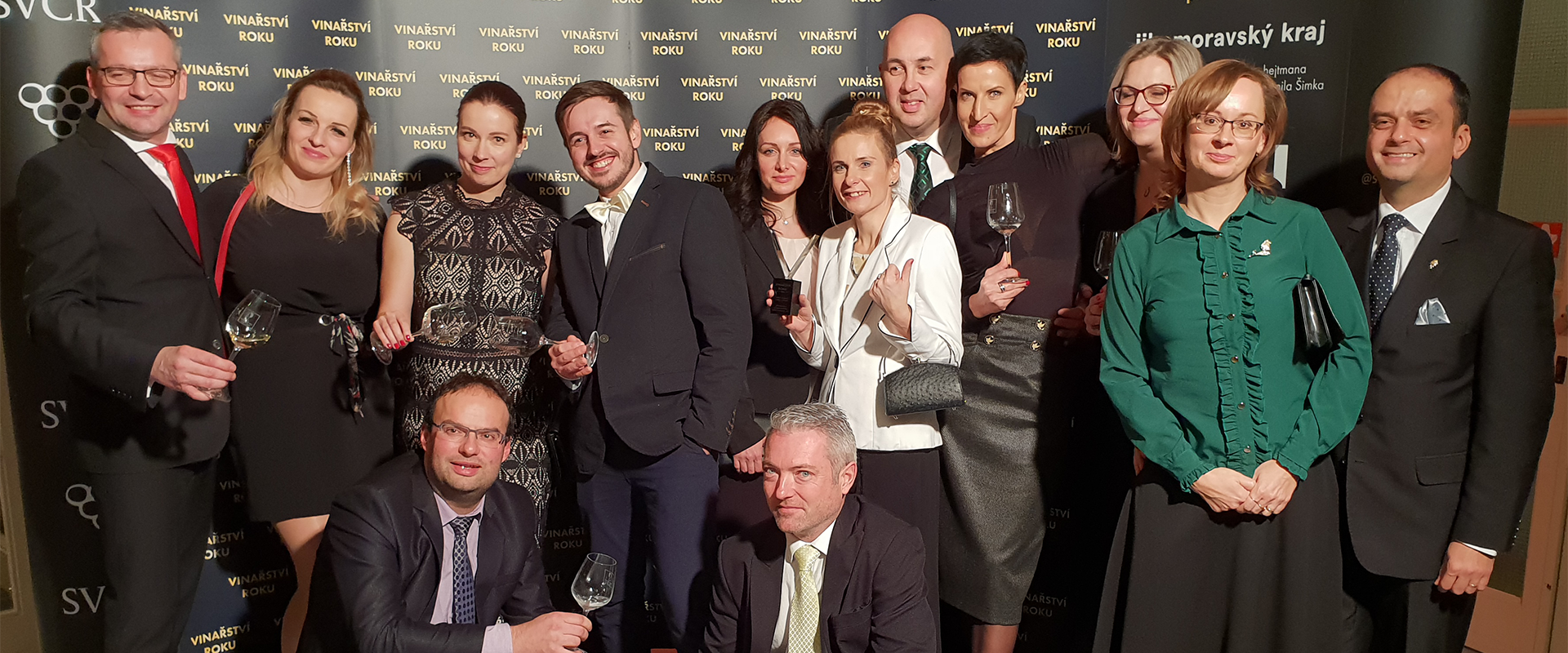Šlechtitelka - vinařství roku 2018